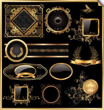 золотые рамки №2