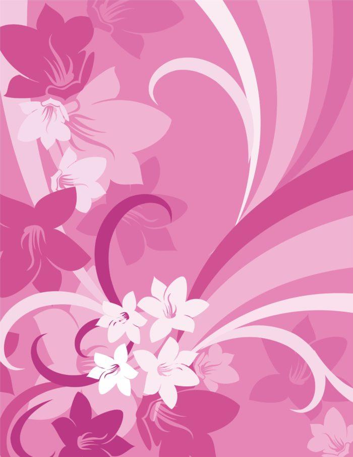 темно малиновый цветок