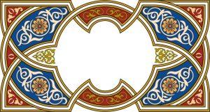 арабский узор11