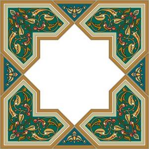 арабский узор1